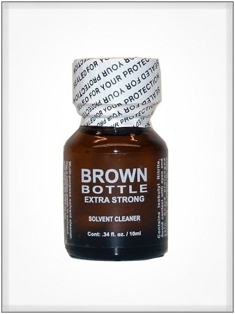 BROWN BOTTLE Extra Strong 10ml