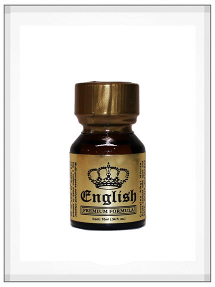 ENGLISH GOLD Premium Formula 10ml