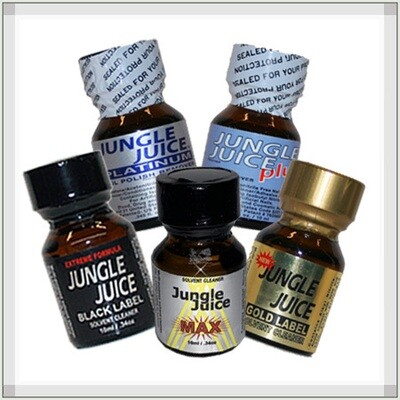 JUNGLE JUICE Sampler