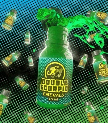 DOUBLE SCORPIO Emerald 10ml