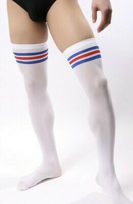 Tube Thigh High Socks