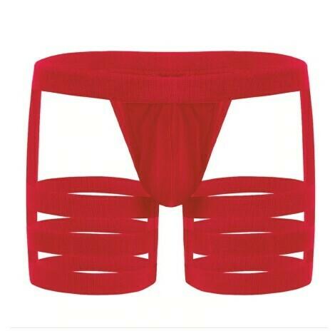 Triple Leg Strap Bikini