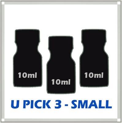 U PICK 3 - Small Special