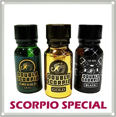 DOUBLE SCORPIO Special