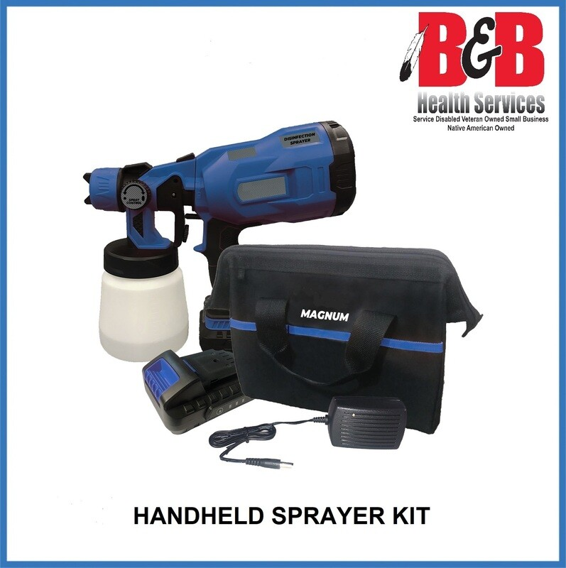 Handheld Sprayer Kit