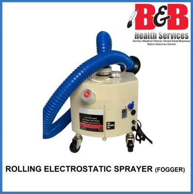 Rolling Electrostatic Machine Sprayer (Fogger)
