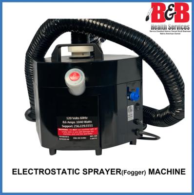Electrostatic Sprayer (Fogger) Machine