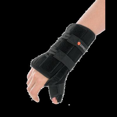 Breg Apollo Univ Wrist Brace w/ Spica, RT, Universal Size