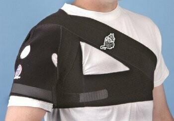 Arm-a-dillo shoulder 4XL