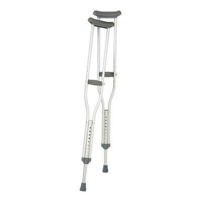 Breg Crutches, Adult Tall