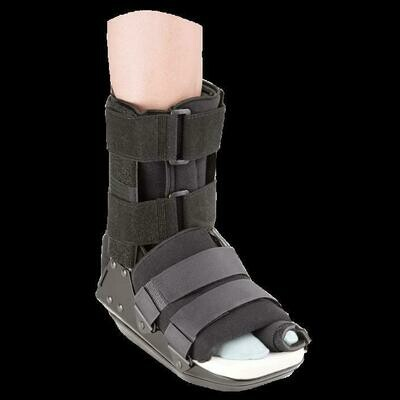 Bunion Boot w/Air Ankle Pad Large