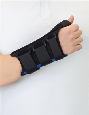 Medi Protect Universal Wrist Brace with Thumb, RT, Size Standard