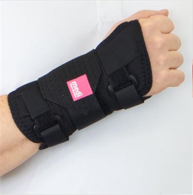 Medi Premium Wrist Brace, LT, Size Large