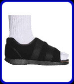 Post Op Shoe Medium