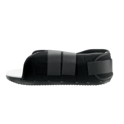 Post Op Shoe ADJ Heel XS