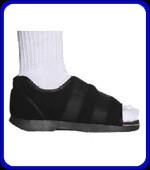 Post Op Shoe Large