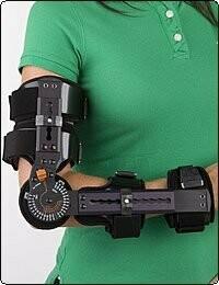 Telescoping elbow, LT