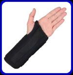 TopShelfI-Fit Foam Wrist Support 7 inch, RT, Medium