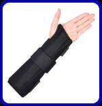 TopShelfI-Fit Foam Wrist Support w/Thumb, LT, XS