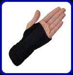 TopShelf Universal Lace Up Wrist Support 7