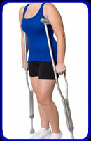 TopShelf Crutches, Adult