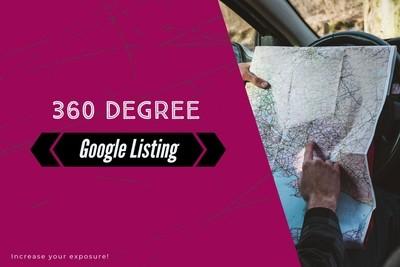 360 Photo Google Listing