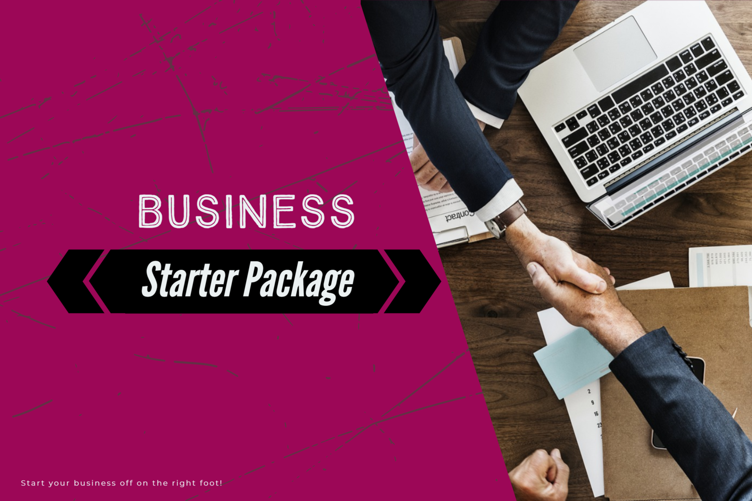 Business Starter Package