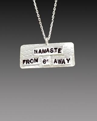 Namaste from 6' Away