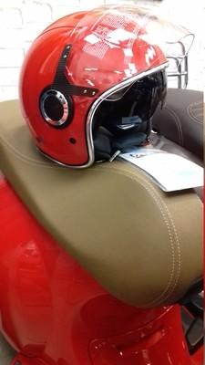 Шлем Vespa VJ размер: XS Красный