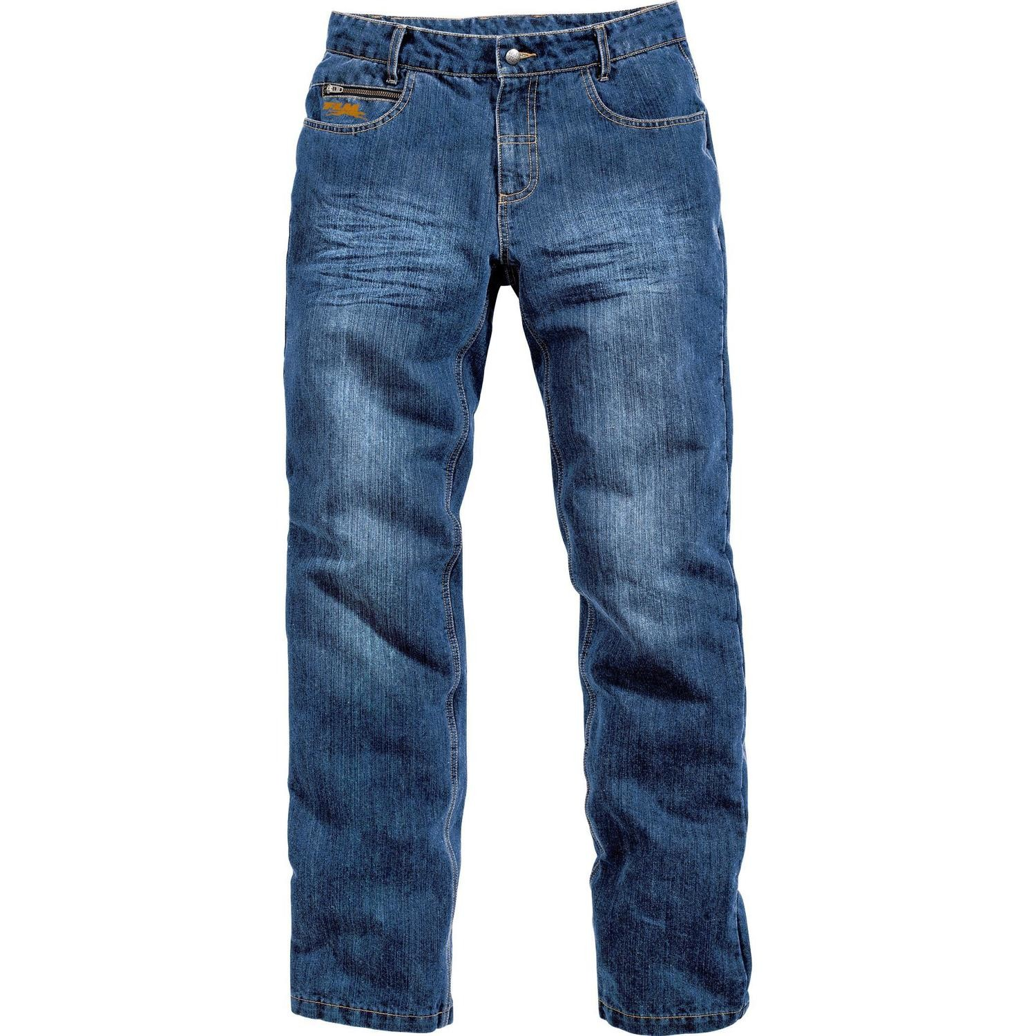Aramid / cotton jeans 1.0 blue 33/34