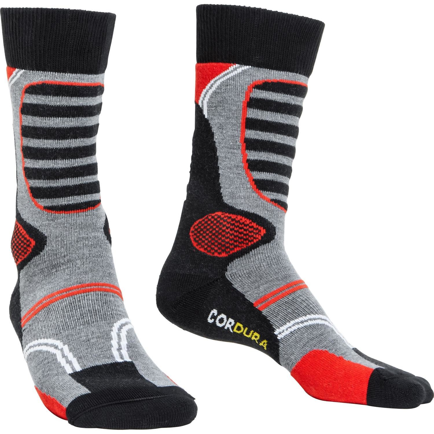 Мото носки Functional socks 1.0 black 43 - 46