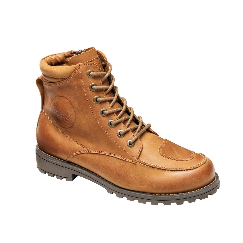 Ботинки Urban Leather Shoe 3.0 with zip