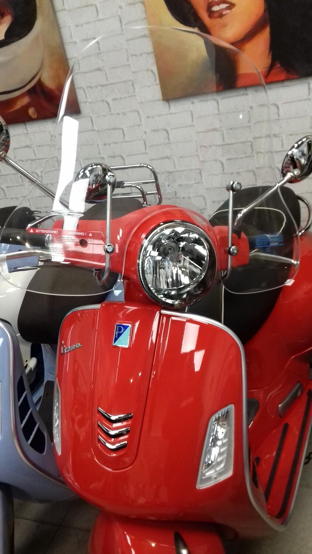 Ветровое стекло для Vespa GTS 125-300 Medium
