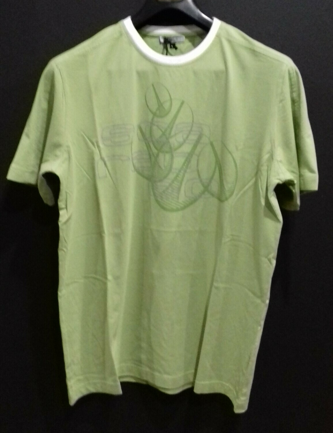 T-SHIRT J COTON MC APR SCARAB GREEN U14E XL