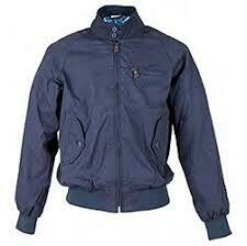 BOMBER INT CAMOUFLAGE BLU L