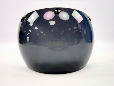 Визор для шлема bubble темный