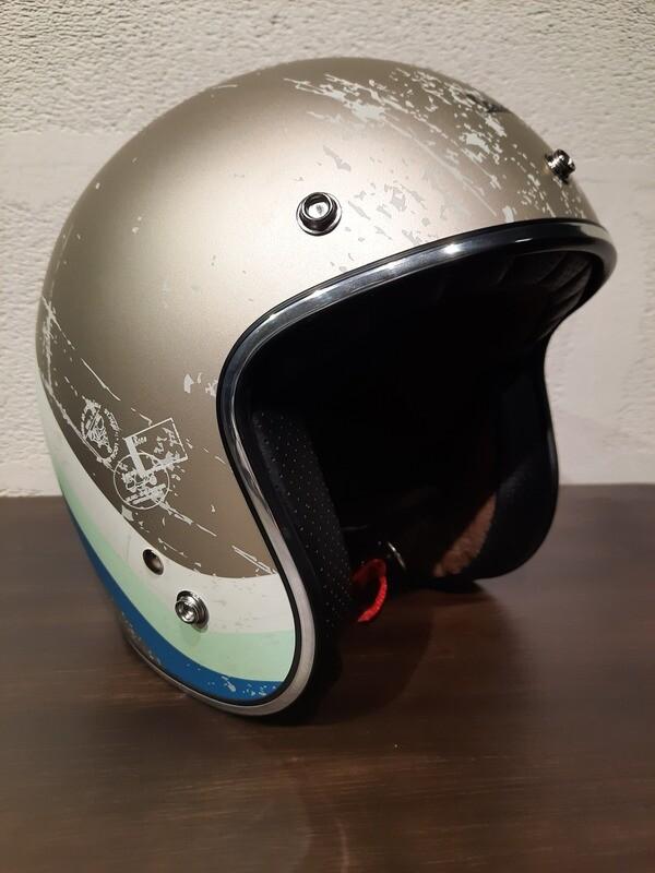 Шлем VESPA HERITAGE GRI L