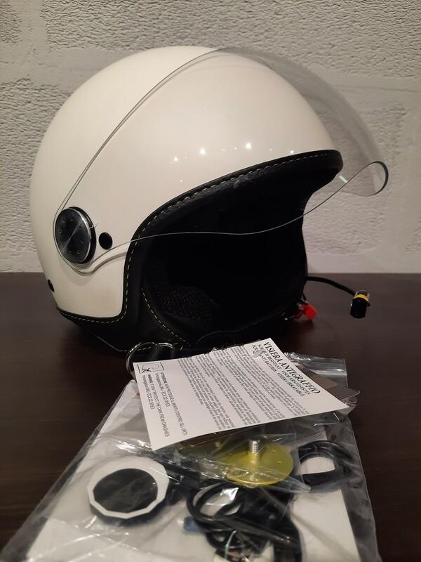 Шлем VESPA VESPA VISOR BT BIA 544 размер L