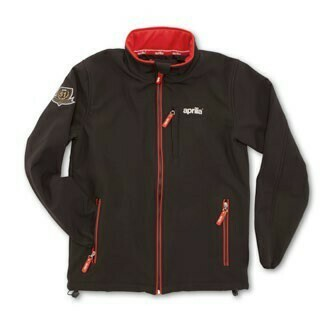 GIACCA SOFT SHELL APR FACT NER XL