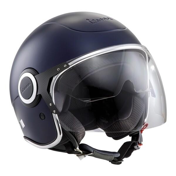 Шлем VJ синий матовый размер М