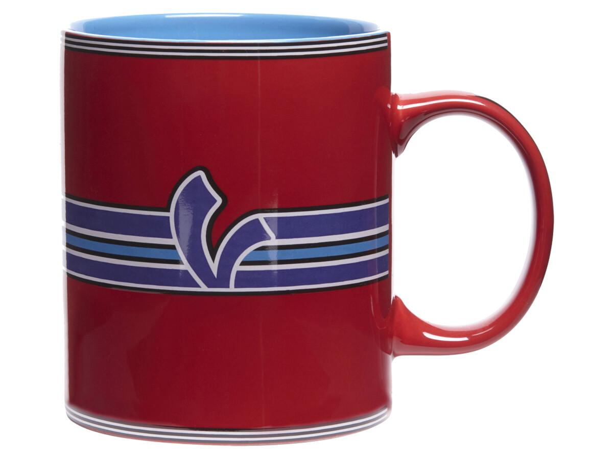 Чашка Vespa красная