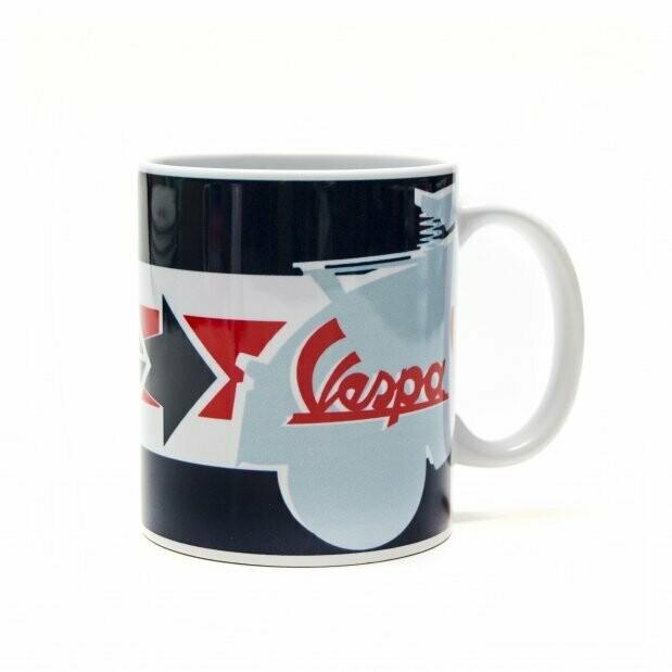 Чашка Vespa ARROW