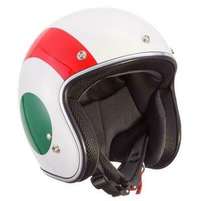 Шлем Vespa Italia tricolore L