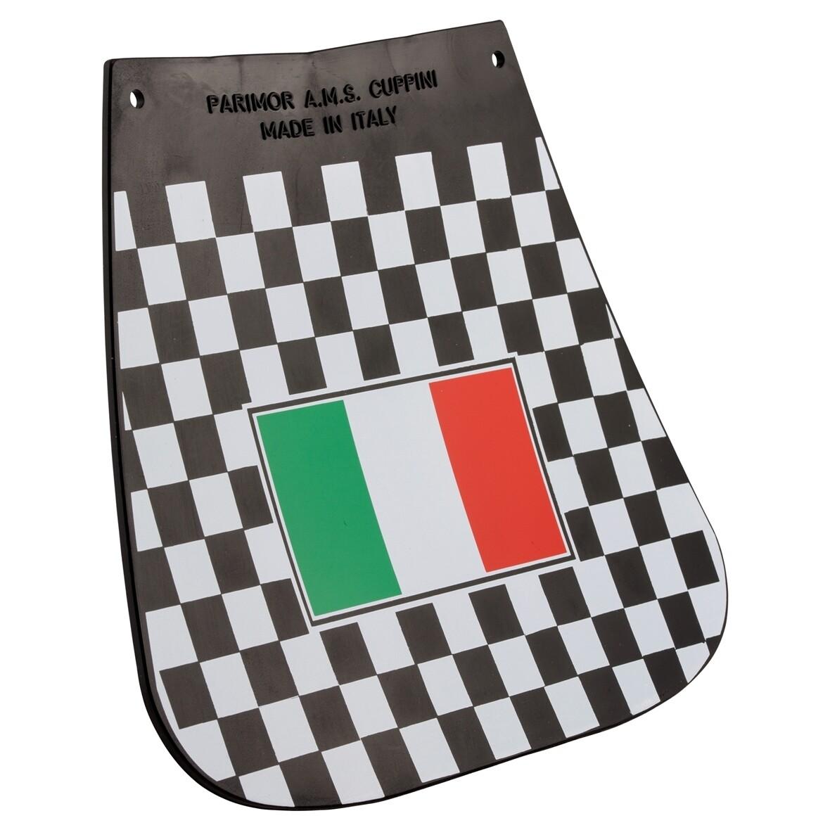 Брызговик CUPPINI Vespa Italienische Flagge