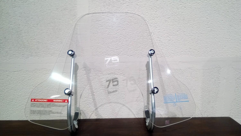 Ветровое стекло Vespa Primavera 50/125/150 anniversari 75 Среднее