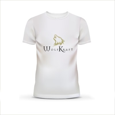 Classic Wolfkraft Productions T-shirt - White