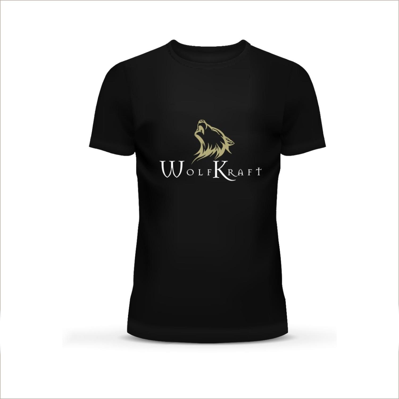 Classic Wolfkraft Productions T-shirt - Black