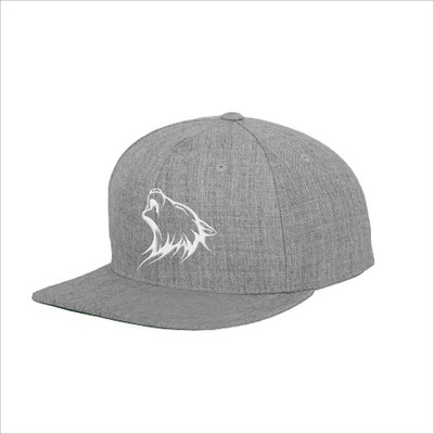 Snapback Cap - Grey