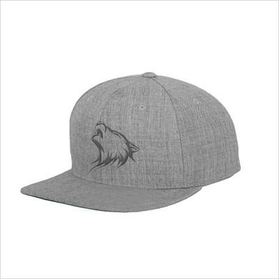 Snapback Cap - All Grey