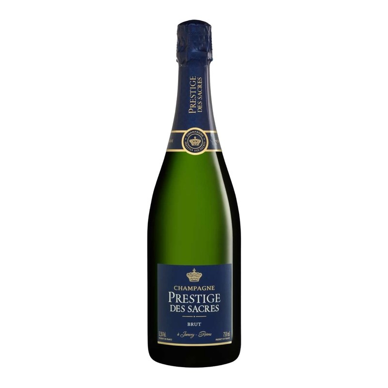 Champagne Prestige des Sacres Brut Prestige